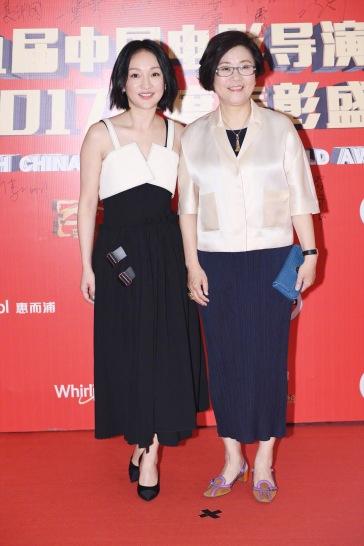 Zhou Xun in Jil Sander Spring 2018-2