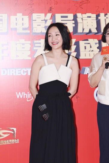 Zhou Xun in Jil Sander Spring 2018-3