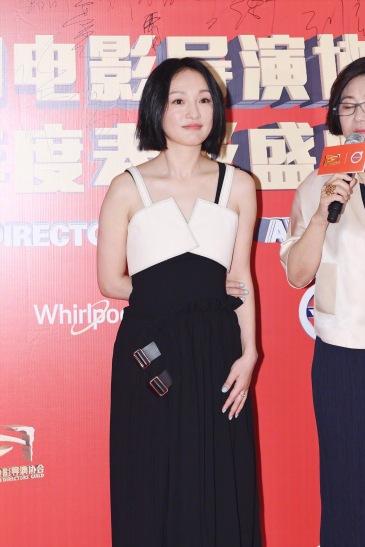 Zhou Xun in Jil Sander Spring 2018-4