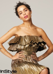 Zoe Kravitz for InStyle US May 2018-2