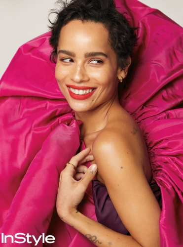Zoe Kravitz for InStyle US May 2018-5