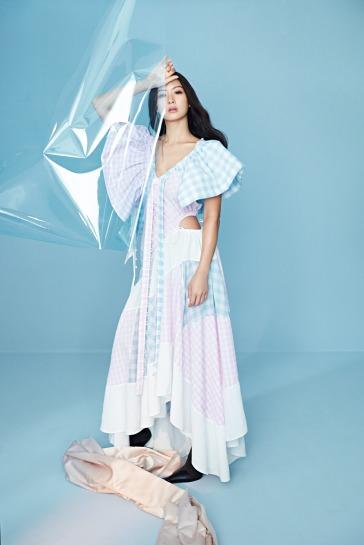 Aimee Yun Yun Sun for Marie Claire Taiwan May 2018-2