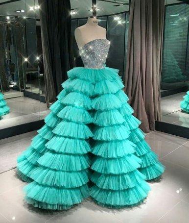 Ali karoui Spring 2018 Couture