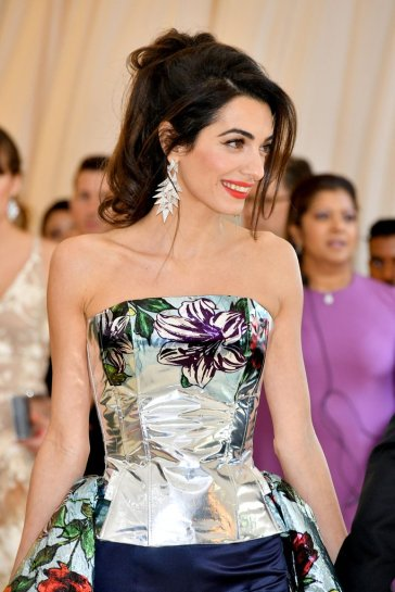 Amal Clooney in Richard Quinn-3