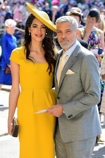 Amal Clooney in Stella McCartney-1