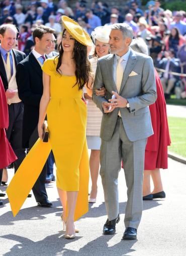 Amal Clooney in Stella McCartney-5