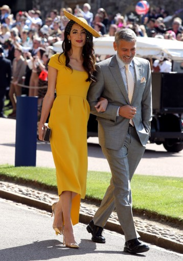Amal Clooney in Stella McCartney-6
