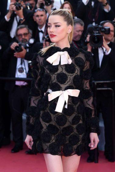 Amber Heard in Giambattista Valli Spring 2018 Couture-3