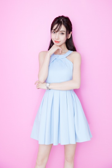 Angelababy in Isabella by Ports-2