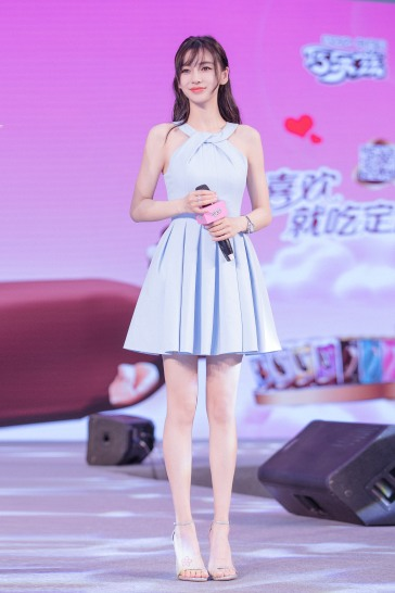 Angelababy in Isabella by Ports