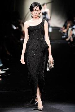 Armani Privé Fall 2009 Couture
