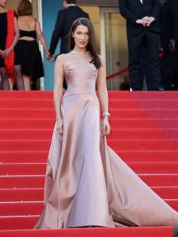 Bella Hadid in Dior-2