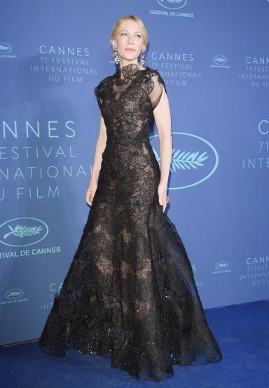 Cate Blanchett in Armani Prive Fall 2013-1