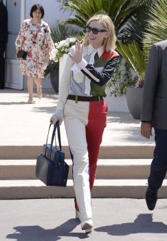 Cate Blanchett in Calvin Klein Spring 2018-1
