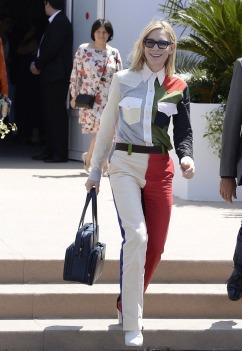 Cate Blanchett in Calvin Klein Spring 2018
