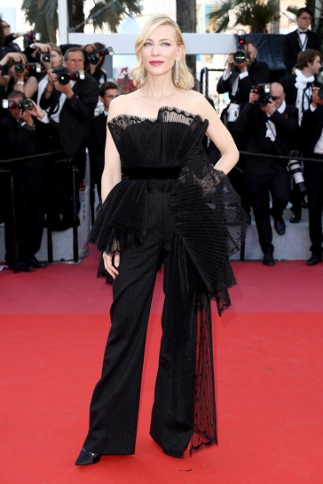 Cate Blanchett in Givenchy Spring 2018 Couture-1