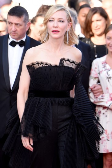 Cate Blanchett in Givenchy Spring 2018 Couture-2