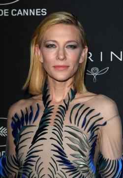 Cate Blanchett in Iris Van Herpen Spring 2018 Couture-1