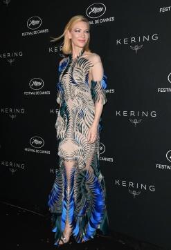 Cate Blanchett in Iris Van Herpen Spring 2018 Couture-4