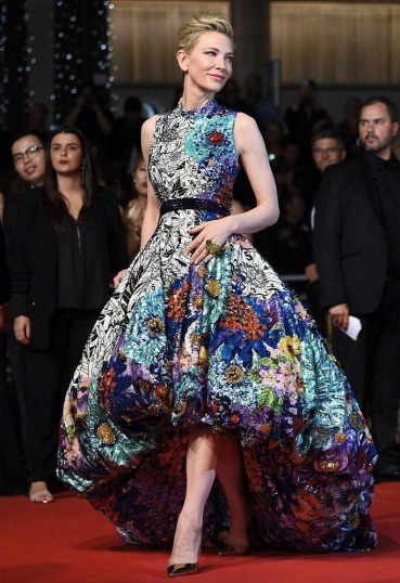 Cate Blanchett in Mary Katrantzou-1