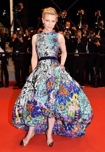 Cate Blanchett in Mary Katrantzou