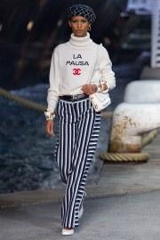 Chanel Resort 2019 Look 3