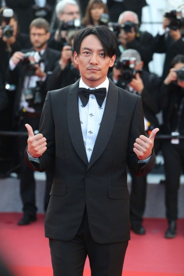 Chang Chen in Gucci-5