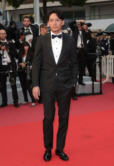 Chang Chen in Lanvin-4