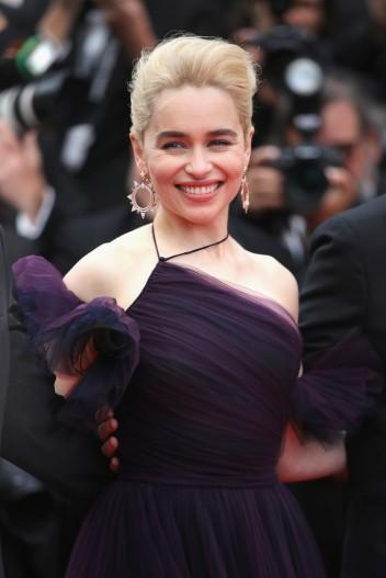Emilia Clarke in Dior Couture-2