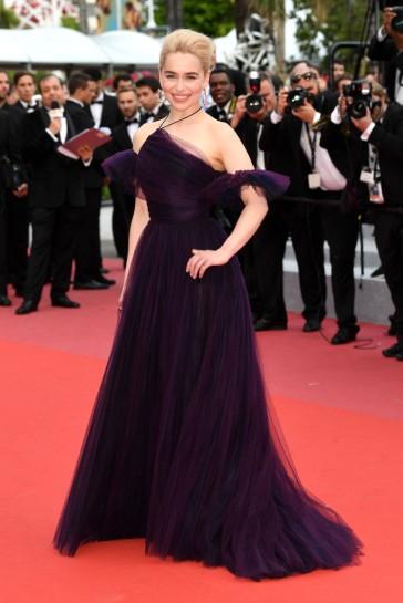 Emilia Clarke in Dior Couture-5