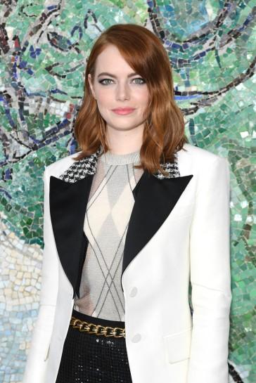 Emma Stone in Louis Vuitton Fall 2018-1