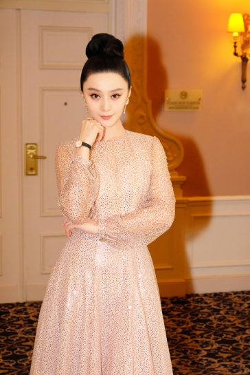 Fan Bingbing in Ralph & Russo Spring 2018 Couture-1