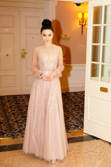 Fan Bingbing in Ralph & Russo Spring 2018 Couture-2