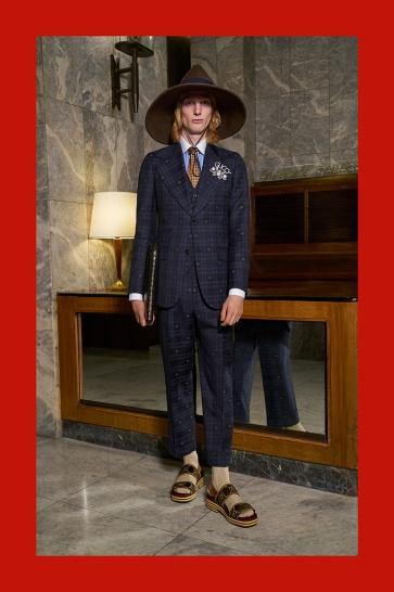 Gucci Pre-Fall 2018 Menswear