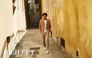Ha Jung Woo High Cut May 2018-1