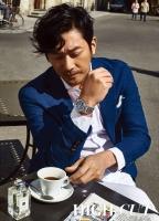 Ha Jung Woo High Cut May 2018-2