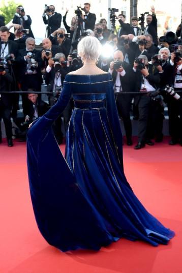 Helen Mirren in Elie SaabFall 2017 Couture-1