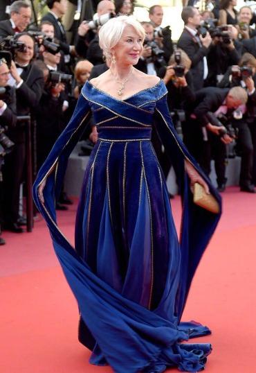 Helen Mirren in Elie SaabFall 2017 Couture-2