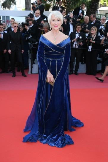 Helen Mirren in Elie SaabFall 2017 Couture-4