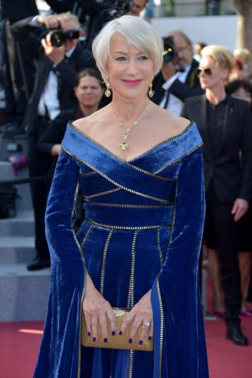 Helen Mirren in Elie SaabFall 2017 Couture-5