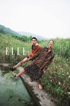 Janet & George for ELLE Taiwan May 2018-6