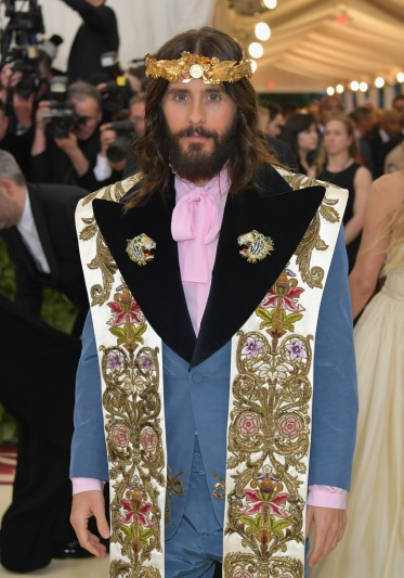 Jared Leto in Gucci-1