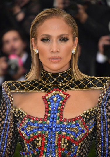 Jennifer Lopez in Balmain-4