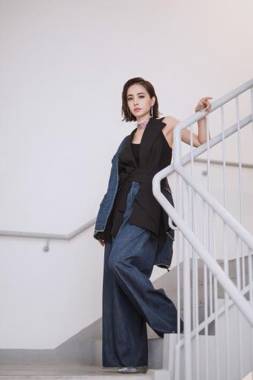 Jolin Tsai in The Keiji NY Spring 2018-1