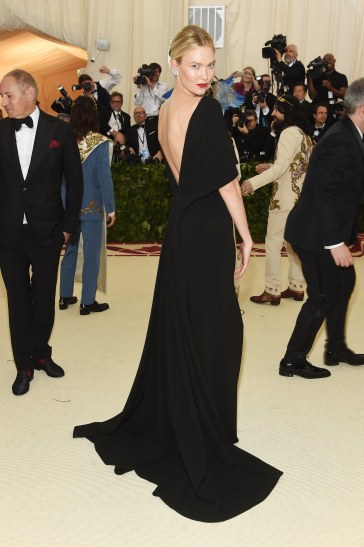 Karlie Kloss in Brandon Maxwell-1