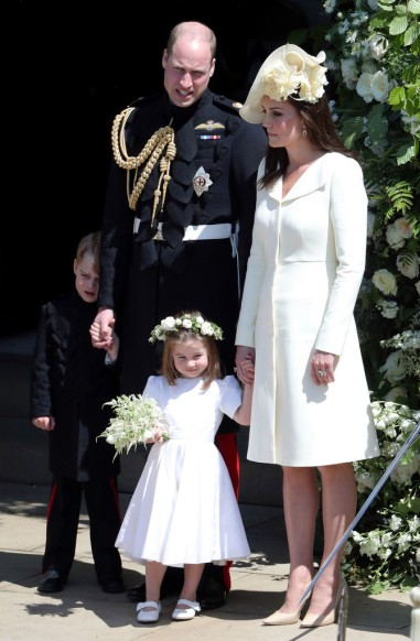 Kate Middleton in Alexander McQueen-1