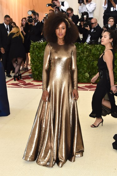 Kerry Washington in Ralph Lauren