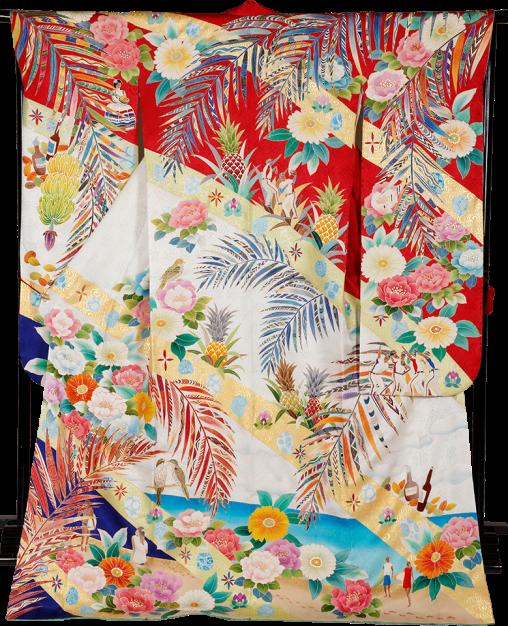 Kimono Project-Dominican Republic
