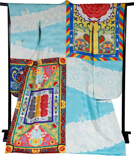 Kimono Project-Kingdom of Belgium