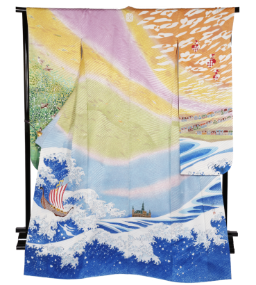 Kimono Project-Kingdom of Denmark